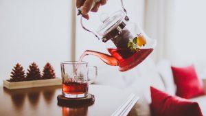 Как сделать травяной иммунный чай?